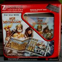 Steelseries / Ideazon Age Of Mythology Keyset For Zboard / Shift Keyboard -