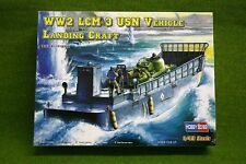 WW2 LCM 3 USN  1/48 Scale Hobby Boss 84817