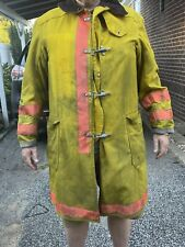 Globe 46 X 40 Firefighter Turnout Bunker Jacket Fire Rescue Used