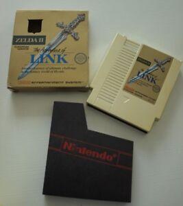ZELDA-2-The-Adventure-of-LINK-OVP-Nintendo-NES-Bienengraeber