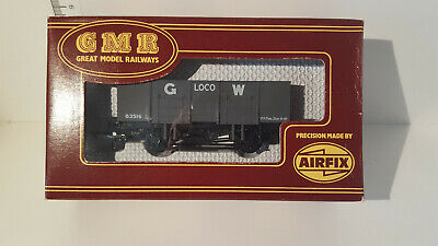 (lot 266 03) Airfix - Oo Gauge - 54370-3 20 Ton Mineral Wagon Gwr