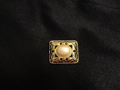 Ladies Civil War Reenactment Vintage Style Brooch