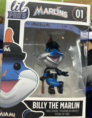 Billy The Marlin Miami Marlins Star Wars Bobblehead