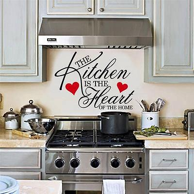 HAVE HOPE Quote Decal Vinyl WALL STICKER Art Home Decor Bedroom Kitchen SQ1009