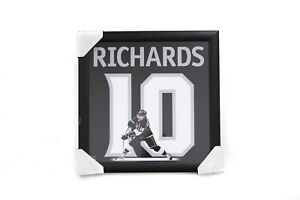 Mike-Richards-10-Los-Angeles-Kings-20-5-034-x-20-5-034-x-1-034-Picture-With-Frame-Rare