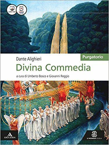 LA DIVINA COMMEDIA. PURGATORIO. CON ESPANSIONE ONLINE  - ALIGHIERI DANTE, DI