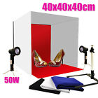 40cm Tent Photo Studio Soft Box Tent Light Cube Photography Softbox Lighting Kit