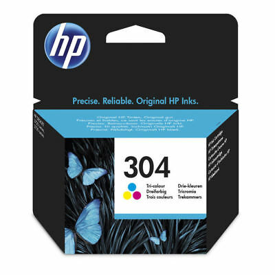 Original HP 304 Colour Ink Cartridge For ENVY 5030 Inkjet Printer