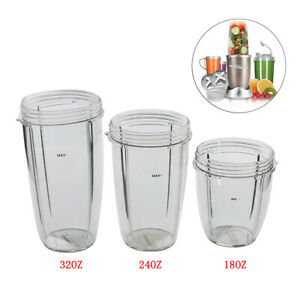 Mug-Tall-Cup-For-NutriBullet-900W-Juicer-Cup-Mixer-Accessory-18OZ-24OZ-32OZ-YB