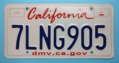 KENNZEICHEN AMERIKANISCHER CALIFORNIA KALIFORNIEN USA ROUTE 66 US