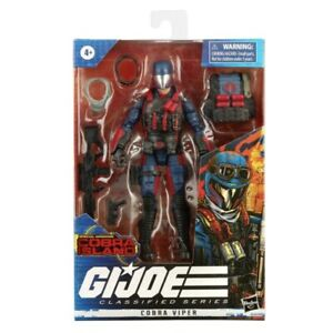 G.I. Joe Classified Series Special Missions: Cobra Island Cobra Viper ✅In Hand✅