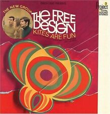 Kites Are Fun [Bonus Tracks] by The Free Design (CD, May-2005) (NEAR MINT) (6)