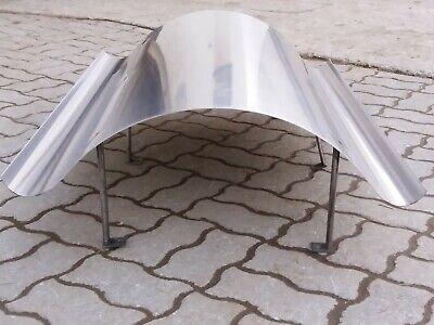 Fürs Dach Heimwerker Gut Kamindach Kaminhaube Schornsteinabdeckung Edelstahl 1250x780x2 Mm Gut FüR Energie Und Die Milz