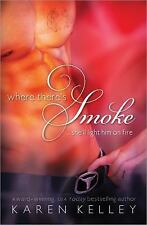 Where There's Smoke-ExLibrary