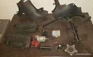 BMW-C1-125-0191-Convolute-Pieces-Restantes-Demarreur-Guidon-Radiateur-Etc