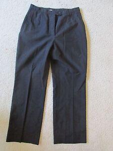 Cool  Pant  Modern  Leaner Fit  Straight Leg  Navy  New York Amp Company