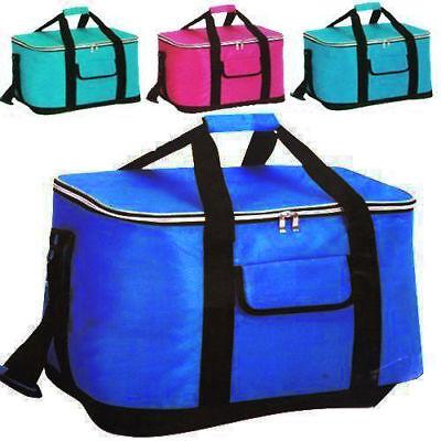 2 Größen Kühltasche Kühlbox Picknicktasche Campingtasche Isoliertasche Tasche DE