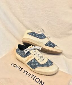 Women's Louis Vuitton Monogram Blue