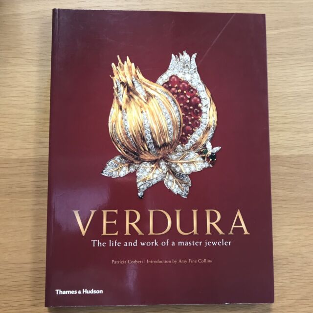 Verdura: The Life and Work of a Master Jeweler by Patricia Corbett...