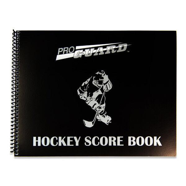 ROLLERHOCKEY ICE HOCKEY SCORE BOOK SCORING BOOK NEW A++