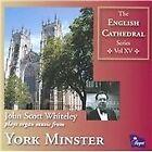 John Scott Whiteley Plays Organ Music from York Minster (2008)