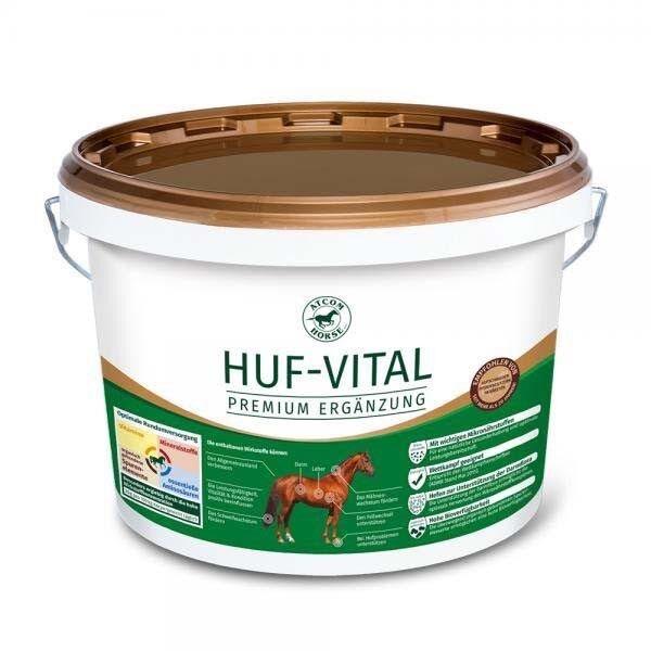 Atcom Huf-Vital 5kg Huf Hufe Pferde-Hufe Hufvital ( /1kg)