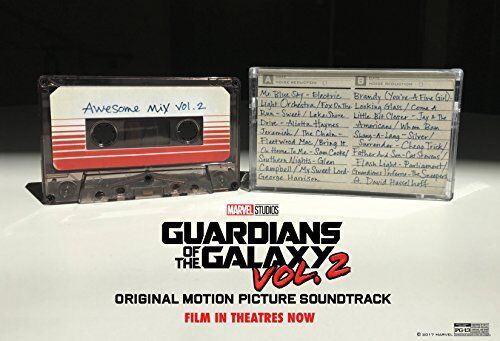 GUARDIANS OF THE GALAXY 2 [CASSETTE]