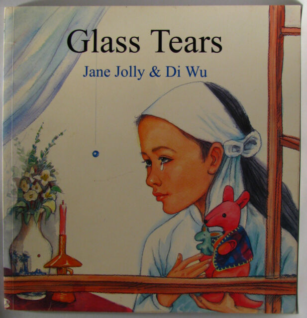 #OB12, Jane Jolly GLASS TEARS S/cover Postage Fast & FREE Ask Agnes