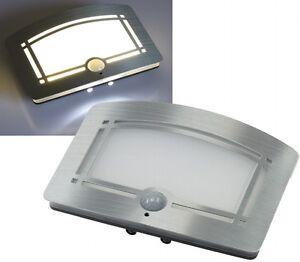 2-er-Set-LED-Wandleuchte-Bewegungsmelder-Daemmersungsensor-Batteriebetrieb-21572