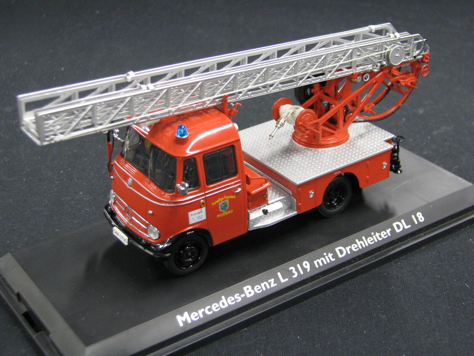 Schuco Mercedes-Benz L319 1:43