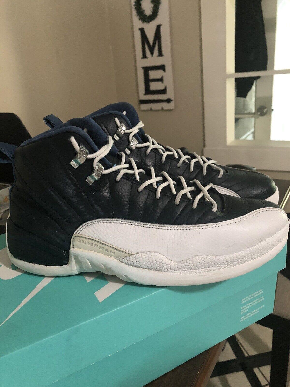 Nike Air Jordan Retro 12 XII MCS Molded
