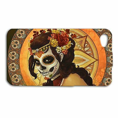 Dia De Los Muertos Cute Day of the Dead Phone Case iPhone iPod Cool Halloween