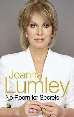 """AS NEW"" No Room for Secrets, Lumley, Joanna, Book"