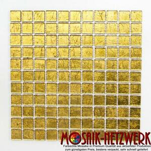 Mosaik-Fliese-Glasmosaik-gold-Struktur-Wand-Duschwand-Art-120-0742-b-1-Matte