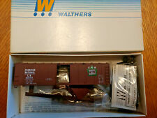 HO Scale Walthers Canadian National Boxcar CN 501414 Kit Vintage