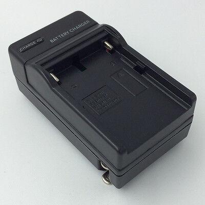 Cargador de batería para Sony dcr-trv18e dcr-trv18k dcr-trv19e dcr-trv20e