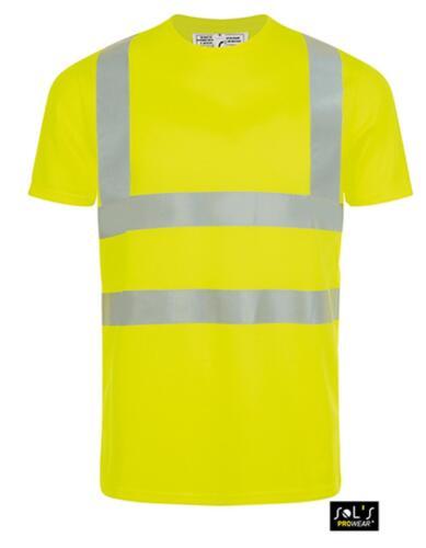 Mens Mercure Pro Work//Security T-ShirtSOLS PROWEAR