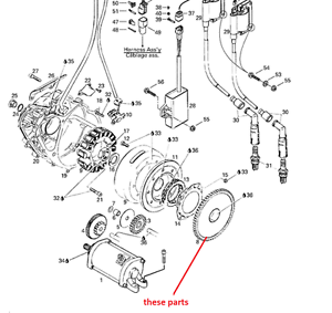 bombardier ds 650 wiring diagram bombardier quest 500 wiring diagram