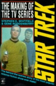 Making-of-034-Star-Trek-034-by-Roddenberry-Gene-Paperback-Book-The-Fast-Free-Shipping