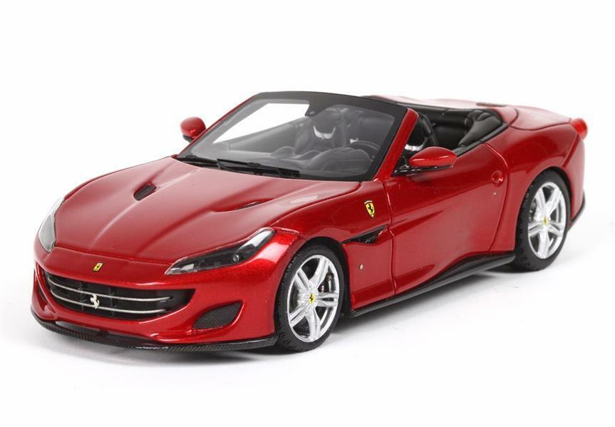Ferrari Portofino rouge Portofino 1 43 - BBRC 207 a bbr