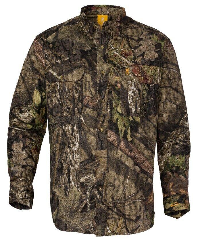 Wasatch CB Shirt Sleeve Mossy Oak Break Up Browning Long nnavbg9582 ... e6ed3ac725a0