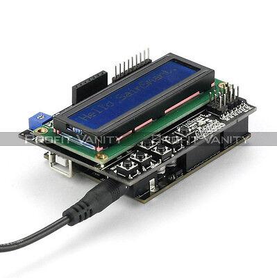 SainSmart UNO R3 Improved Version + LCD1602 Keypad V3 Starter Kit For Arduino