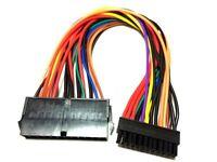 Converter For Dell Optiplex 380 580 Mb Mini 24pin Use Standard Power Supply Psu