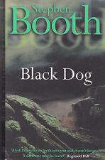 STEPHEN BOOTH - black dog BOOK