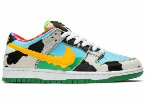 Size 9.5- Nike SB Dunk Low Ben & Jerry's Chunky Du