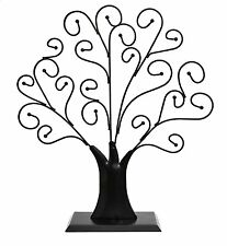 Geff House Jewelry Tree Tower for Necklace, Bracelets, Earrings & Rings