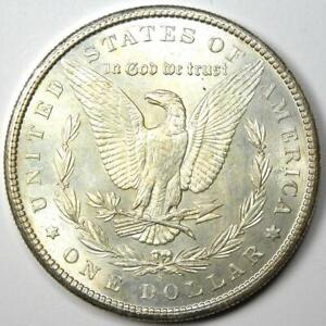 1898-S-Morgan-Silver-Dollar-1-Coin-Rare-Date-Uncirculated-Details-UNC-MS