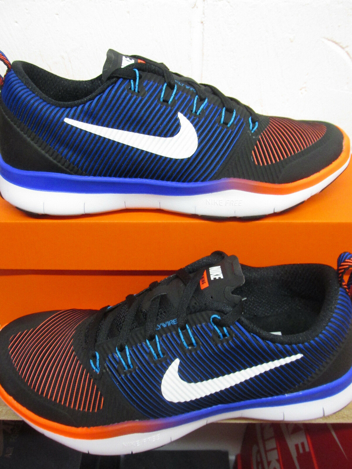 Nike Free Train Versatility Mens Running Trainers 833258 016 Sneakers Shoes