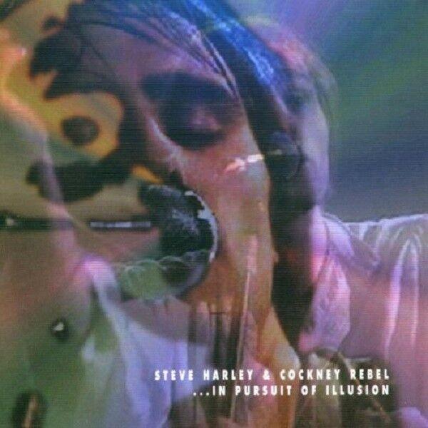 Steve Harley & Cockney Rebel In Pursuit Of Illusion Live CD NEW SEALED Enhanced