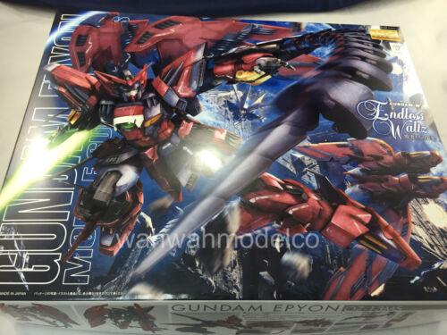 Gundam Model Kits Bandai #B-170379-1//100 MG Gundam Epyon EW